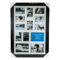 See more information about the Collage Photo  Frame 13 Openings (Black)