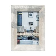 See more information about the Photo Frame 4x6inch (Blue Wood Wash)