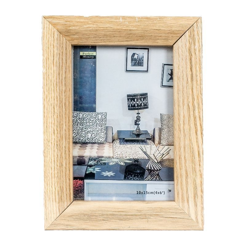 Photo Frame 4x6inch (Ash Wood)