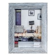 See more information about the Photo Frame 5x7inch (Blue Wood Wash)