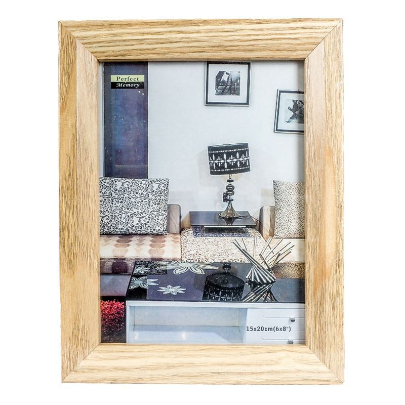 Photo Frame 6x8inch (Ash Wood)