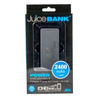 See more information about the Power Bank Charger 2400mAh (Black)