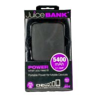 See more information about the Power Bank Charger 5400mAh (Black)