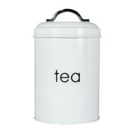 See more information about the Kitchen Cannister Tea (White)