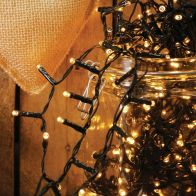 See more information about the Bright Garden 200 LED Solar Fairy Lights - Warm White