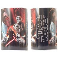 See more information about the Star Wars Money Tin (Kylo Ren Black Tin)