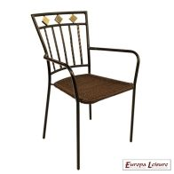 See more information about the 2 Pack Murcia Garden Chair