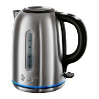 See more information about the Russell Hobbs 1.7 Litre Quiet Boil Buckingham Kettle 3KW - Steel