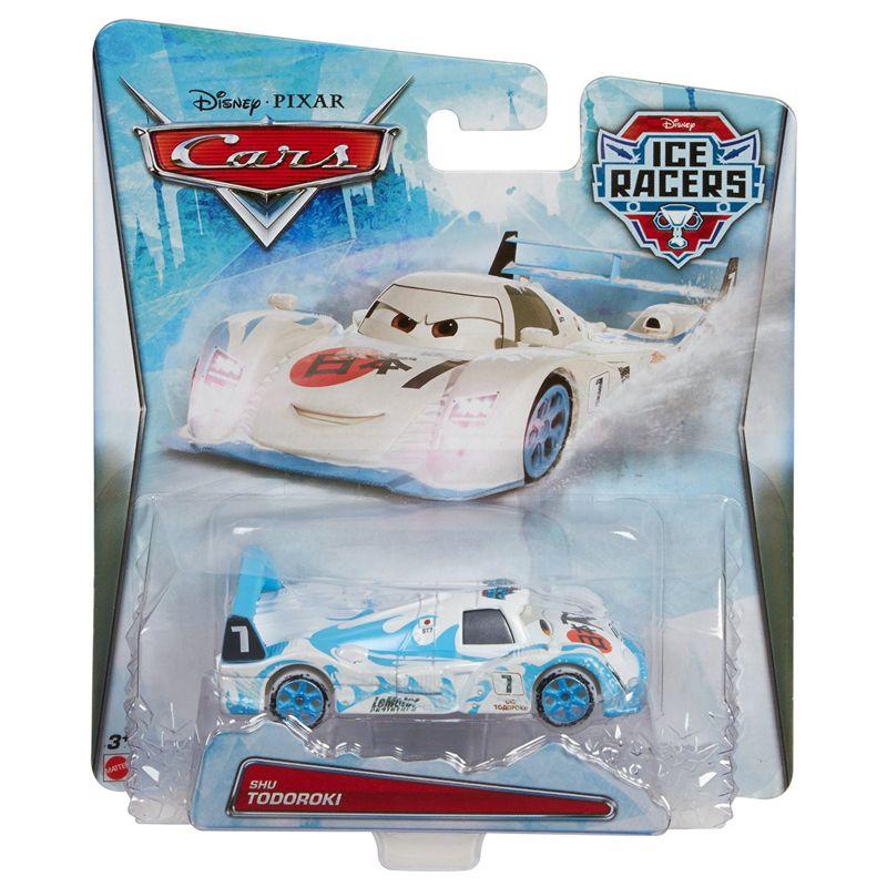 Disney Pixar Cars Ice Racers Shu Todoroki Buy Online