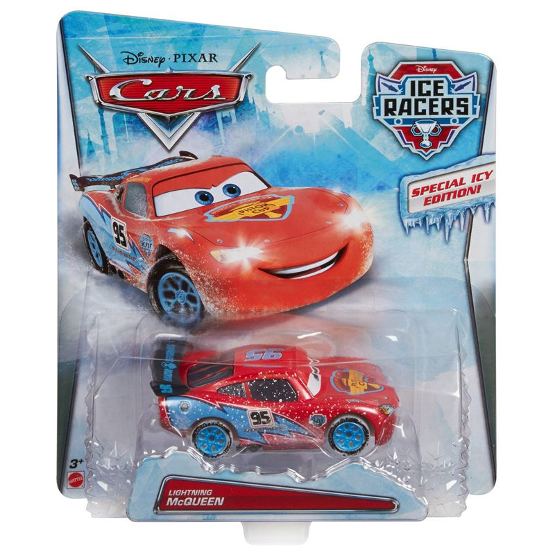 Disney Pixar Cars Ice Racers Lightning Mcqueen Buy