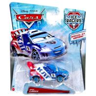 See more information about the Disney Pixar Cars Ice Racers - Raoul Caroule