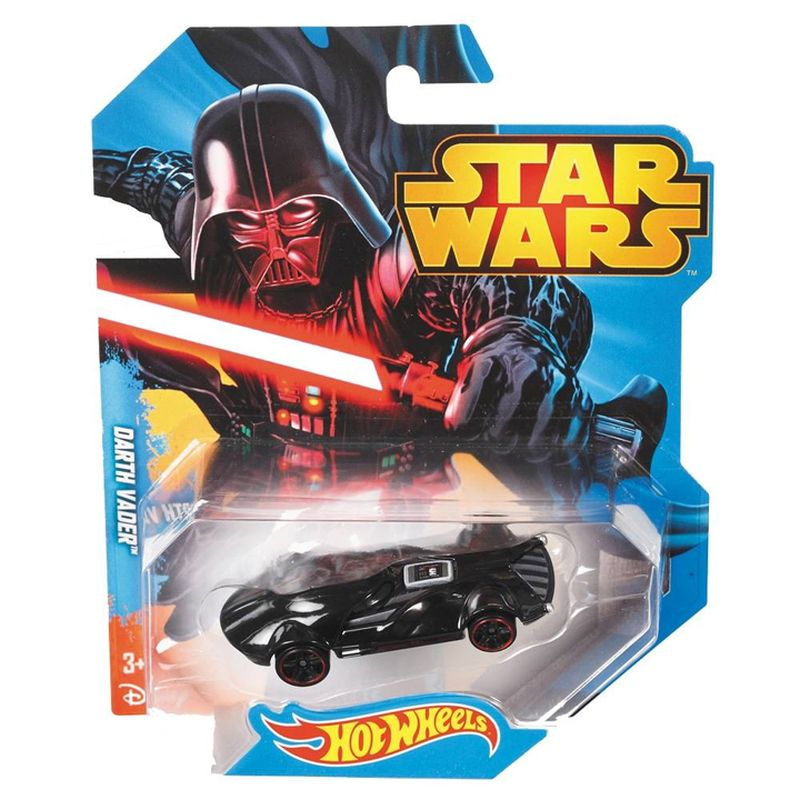 Hot Wheels Star Wars - Darth Vader