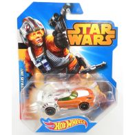 See more information about the Hot Wheels Star Wars - Luke Skywalker