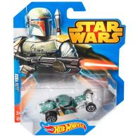 See more information about the Hot Wheels Star Wars - Boba Fett