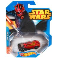 See more information about the Hot Wheels Star Wars - Darth Maul