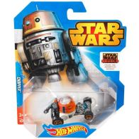 See more information about the Hot Wheels Star Wars - Chopper