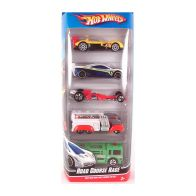 See more information about the Hot Wheels 5 Pack - Road Course Race