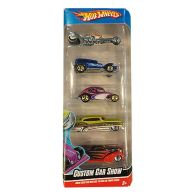 See more information about the Hot Wheels 5 Pack - Custom Car Show