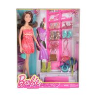 See more information about the Barbie Doll & Fashion Shoes Brunette