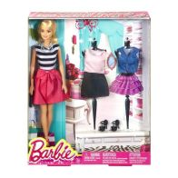 See more information about the Barbie Doll & Fashion Clothes Blonde