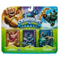 See more information about the Skylanders Swap Force Triple Pack - Big Bang/Star Strike/Anchors Away