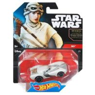 See more information about the Hot Wheels Star Wars - Rey