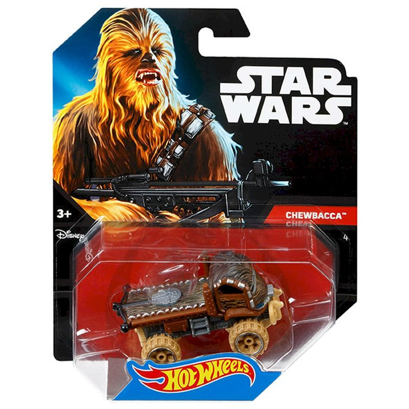 Hot Wheels Star Wars - Chewbacca