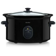 See more information about the Breville 4.5 Litre Slow Cooker Black