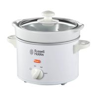 See more information about the Russell Hobbs 2 Litre Compact Slow Cooker