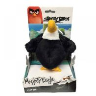 See more information about the Angry Birds Plush Keychain - Eagle