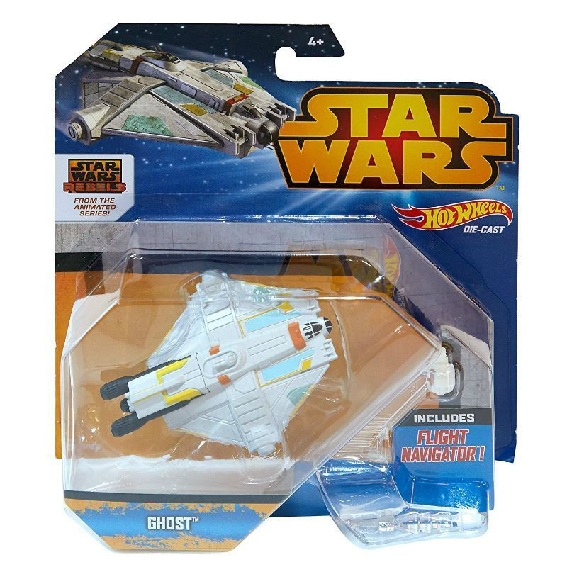 Hot Wheels Star Wars - Ghost