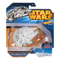 See more information about the Hot Wheels Star Wars - Millenium Falcon