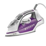 See more information about the Breville Power Steam Sure Fill Iron 2.4KW - Purple White