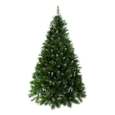 1144 Tips Green 210cm Franklin Artificial Fir Christmas Tree