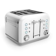See more information about the Morphy Richards Accents 4 Slice Toaster - White