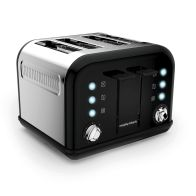 See more information about the Morphy Richards Accents 4 Slice Toaster - Black