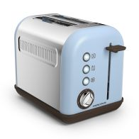 See more information about the Morphy Richards Accents 2 Slice Toaster - Azure