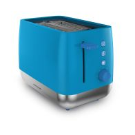 See more information about the Morphy Richards Chroma 2 Slice Toaster - Iris Blue