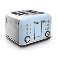 See more information about the Morphy Richards Accents 4 Slice Premium Toaster - Azure