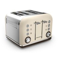 See more information about the Morphy Richards Accents 4 Slice Premium Toaster - Sand