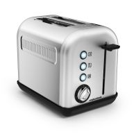See more information about the Morphy Richards Accents 2 Slice Toaster - Brushed Stainless Steel