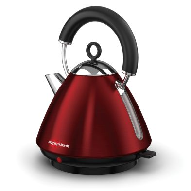 Accents Pyramid EPP Kettle Red