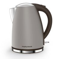 See more information about the Morphy Richards 1.7 Litre New Accents Jug Kettle 3KW - Pebble