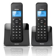 See more information about the Binatone Luna Twin Digital Cordless Telephone With Answer Machine