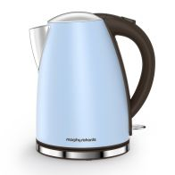 See more information about the Morphy Richards 1.7 Litre New Accents Jug Kettle 3KW - Azure