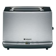 See more information about the Hotpoint HDLine 2 Slice Toaster - Stainless Steel