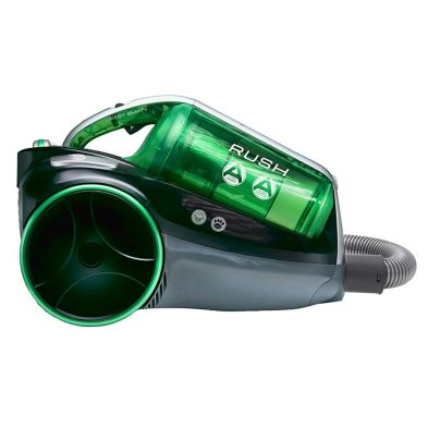 Image of Hoover Rush Bagless Pets Cylinder Vacuum Cleaner 800W - Green