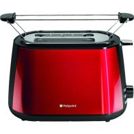 See more information about the Hotpoint MyLine 2 Slice Toaster - Red