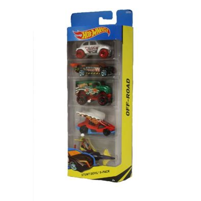 Hot Wheels 5 Pack  Off Road