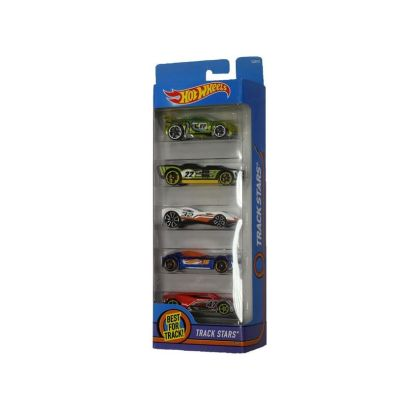 Hot Wheels 5 Pack  Track Stars